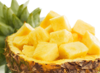 The Perfect Boating Snack- Coconut Rum Soaked Pineapple