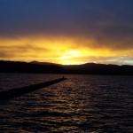 Lake Coeur d'Alene. So beautiful!