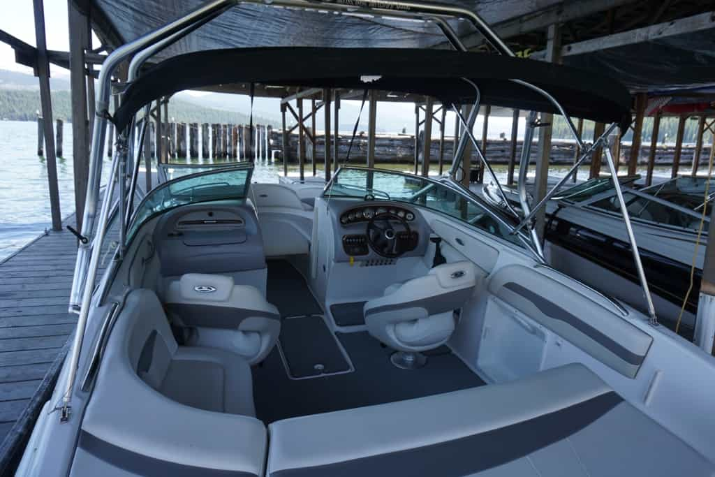 Chaparral 22' SSI Open Bow