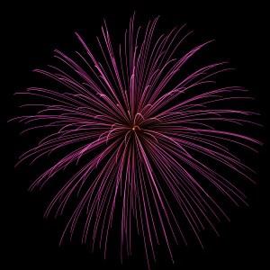 Fireworks in Coeur d'Alene