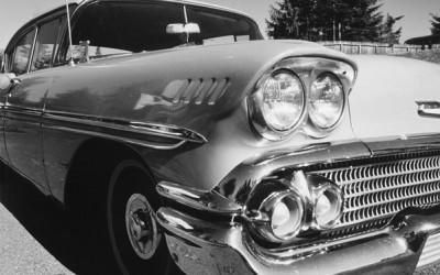 Coeur d'Alene's Classic Car Show