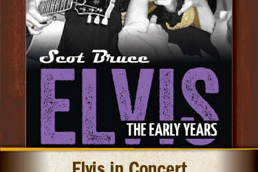 Elvis in Coeur d'Alene! (Kind of)