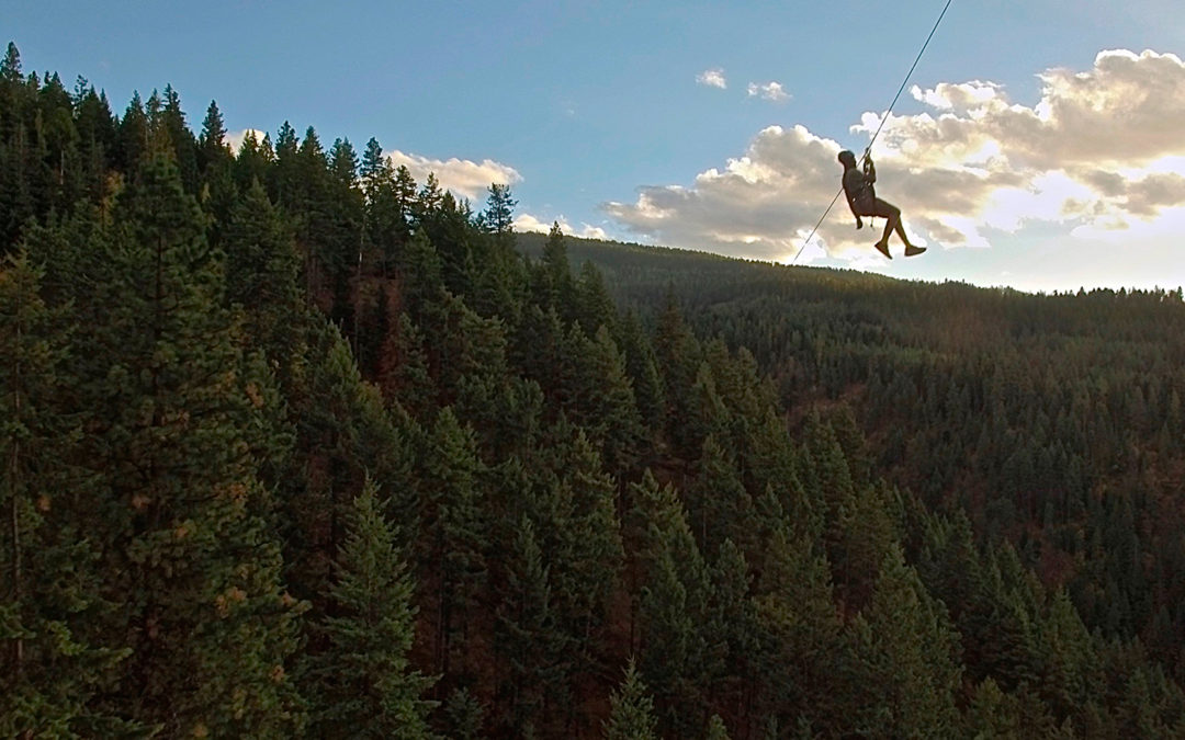 Timberline Adventures (Zip Line Fun!)