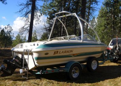 Larson 19 LXI Openbow 2-ext