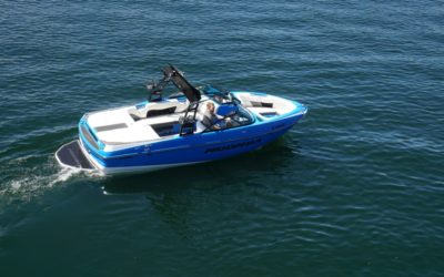 New Boat…The Moomba CRAZ Surf/Wake!