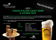 Craft Beer and Cookie Fest