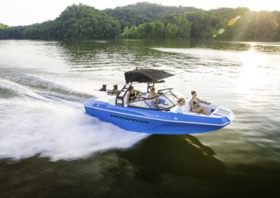 Moomba MAX Surf/Wake – Blue