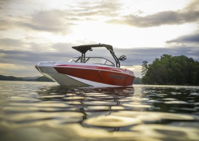 Moomba MAX Surf/Wake – Red