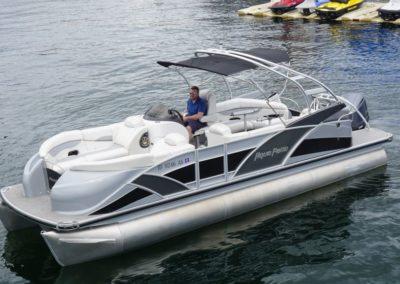 Wake Surf – Pontoon – Open Bow Rental Boats | Coeur d'Alene