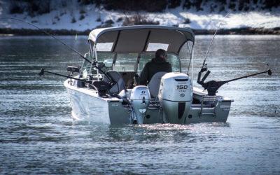 Alumacraft 19 Fishing Boat!!