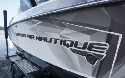 New Air Nautique Wake Surf Boat!