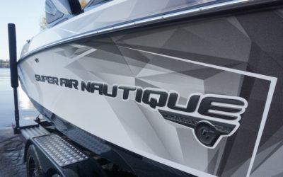 New Air Nautique Wake Surf Boat!