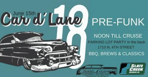 Car d'Lane Car Show!