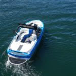 2016 moomba craz blue rental wakeboard wake surf boat lake coeur dalene hayden priest spokane