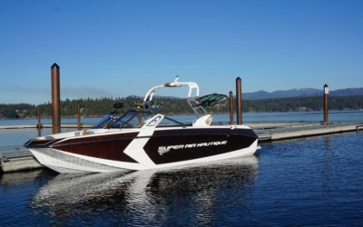 NEW for 2019: The Super Air Nautique G23