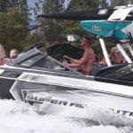 2016 super air nautique g21 wakeboard wake surfing rental boat interior lake coeur dalene hayden priest spokane