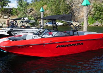 Wake Surf Pontoon Open Bow Rental Boats Coeur D