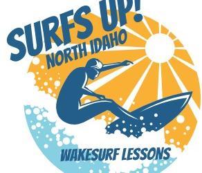 Surfs Up North Idaho – Wakesurf Lessons!