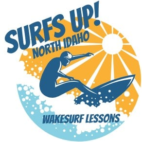 Surfs Up North Idaho – Wakesurf Lessons!