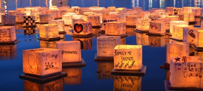 Spokane Water Lantern Festival