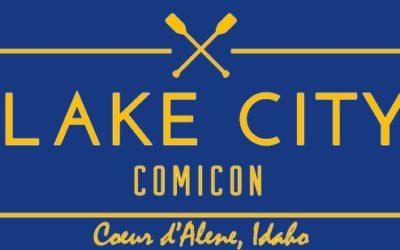 Idaho Comicon!
