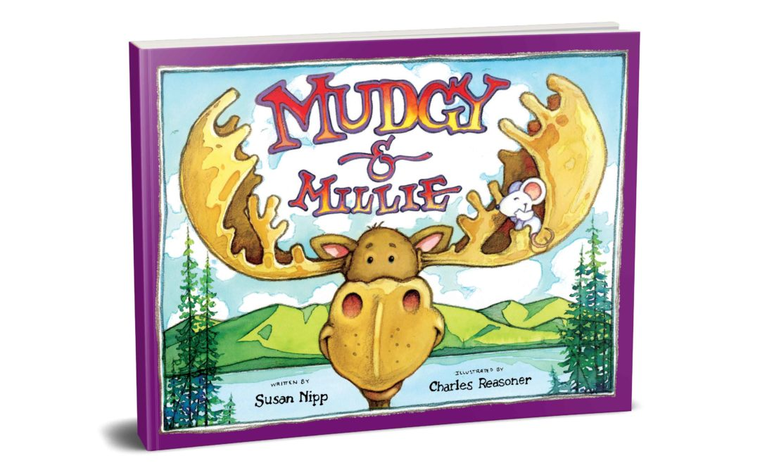 Mudgy and Millie book