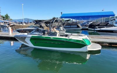 New 2020 Boat! Air Nautique G23