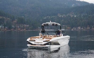 The Super Air Nautique G25—A One-of-a-Kind Boat