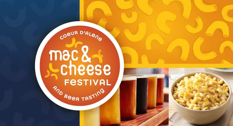 There's a Mac and Cheese Festival!