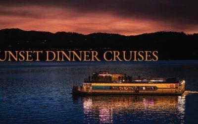 Cruise on Lake Coeur d'Alene!
