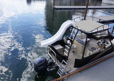 Godfrey Water Slide 24′ – TriToon